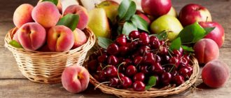 Полезные для здоровья фрукты