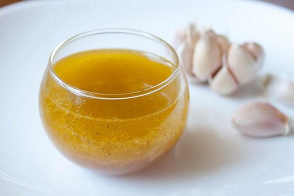 Масло чеснока для укрепления иммунитета