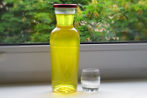 Настойка с чесноком и лимоном для повышения иммунитета
