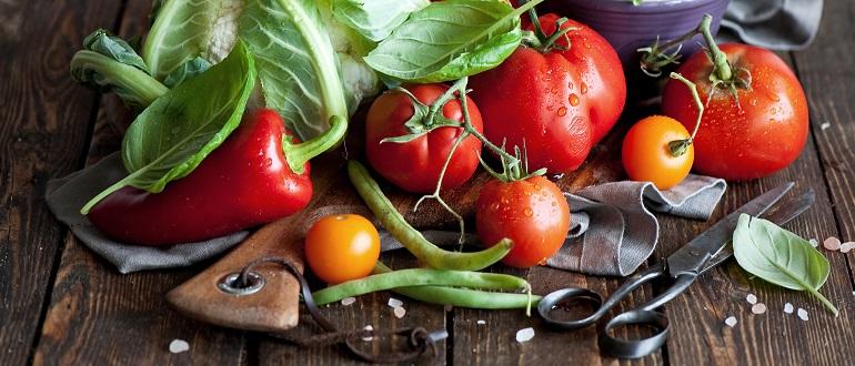 Овощи для повышения иммунитета