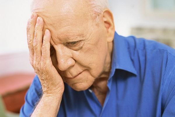 Стресс в старости