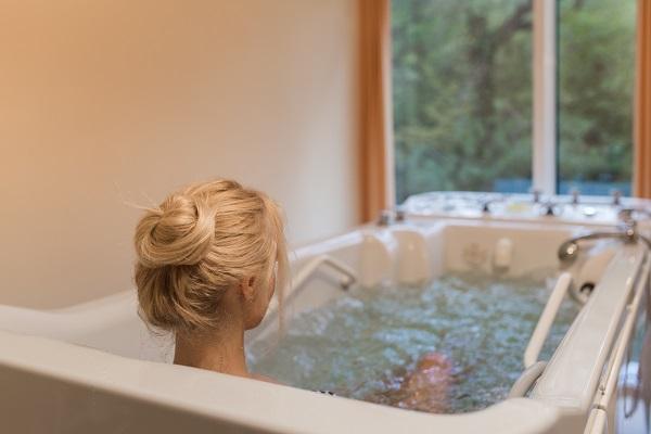 Полезные для иммунитета ванны