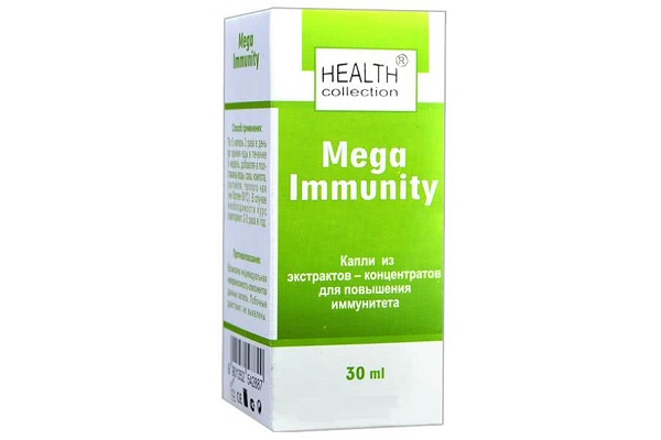 Капли Immunity для иммунитета
