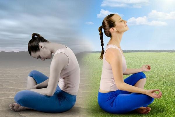 Стресс и спокойствие