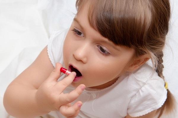 Капсула для повышения иммунитета у детей
