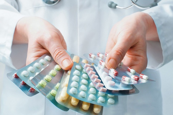 Синтетические препараты против болезней