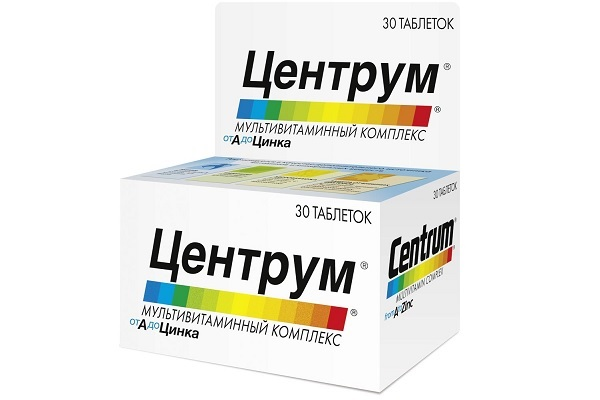 Комплекс витаминов для повышения защитных сил