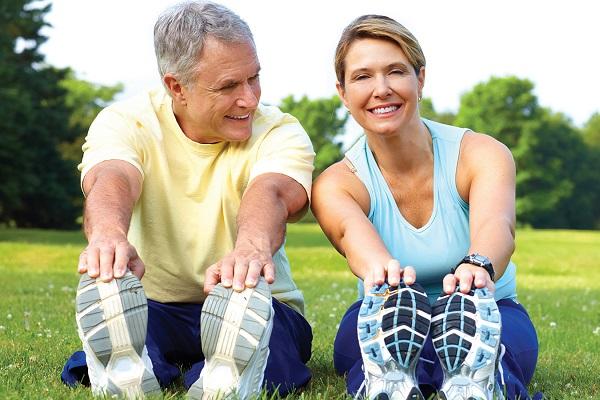 Физкультура пожилого возраста