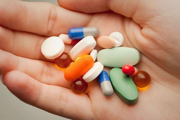 Прием препаратов для иммунитета