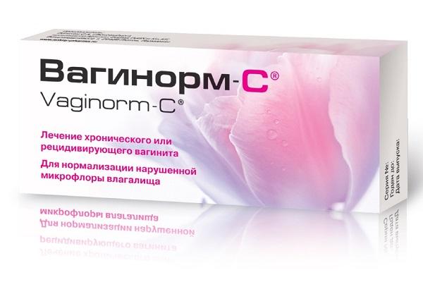 Вагинорм-С