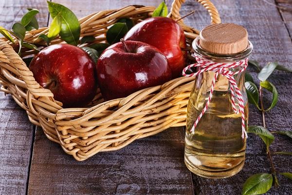 Уксус из яблок