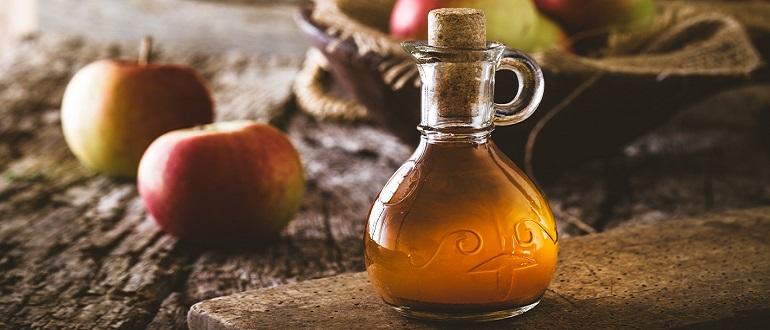 Яблочный уксус для иммунитета