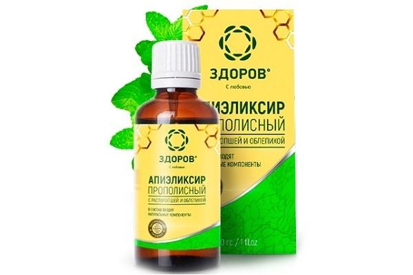 Эликсир ЗДОРОВ для иммунной системы