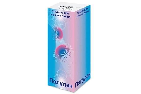 Препарат Полудан для иммунитета