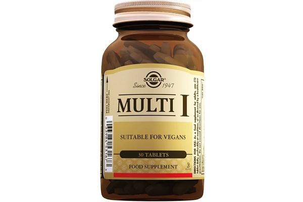 Витамины Solgar