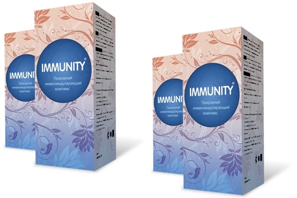 Immunity для усиления защитных сил организма
