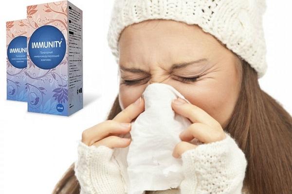 Применение препарата Immunity