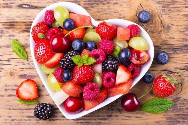 Смесь из ягод