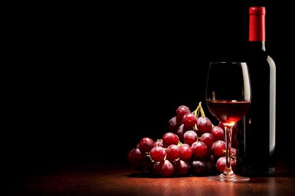 Полезное для здоровья красное вино