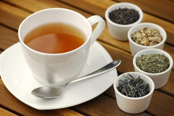 Полезный для здоровья чай