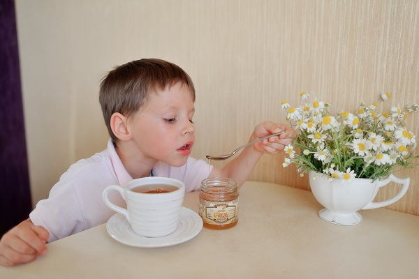 Чай для повышения иммунитета у детей