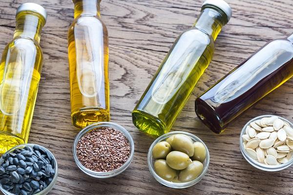 Полезные растительные масла