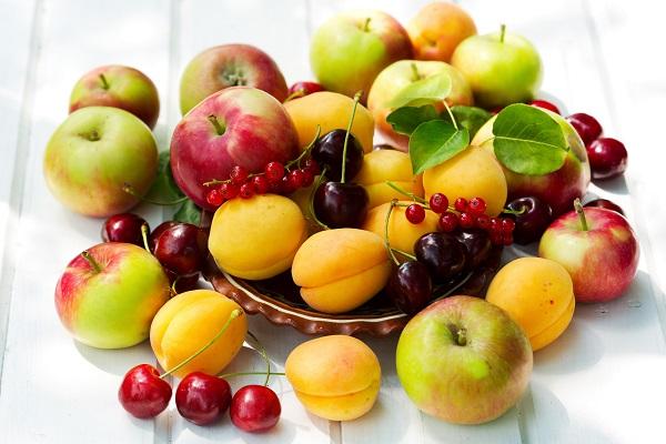 Плоды косточковых
