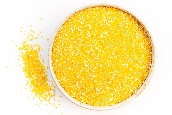Молотая кукуруза