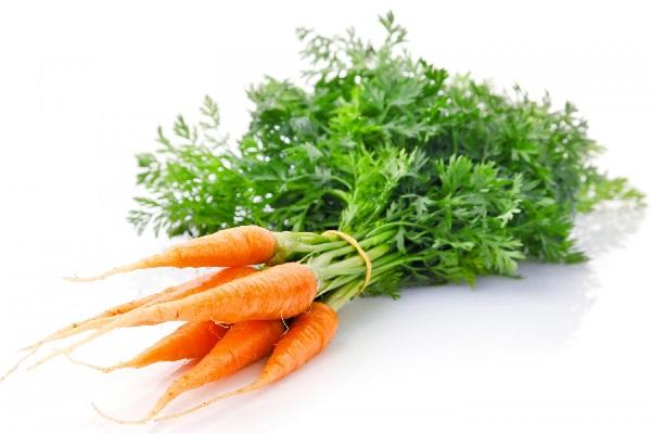 Полезная для иммунитета морковь