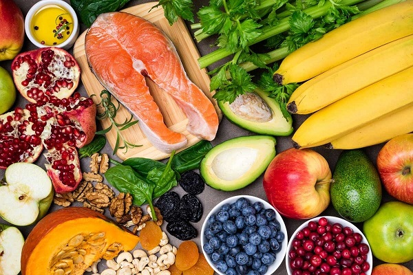 Полезные для иммунитета продукты