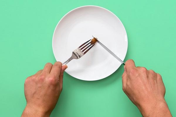 Скудный обед