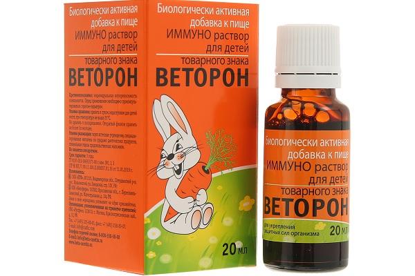 Препарат Веторон