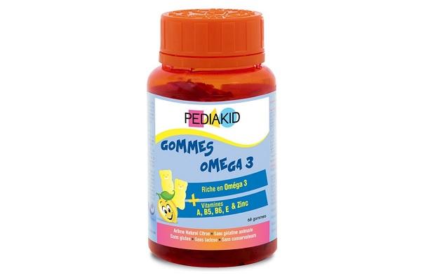 Детские витамины от PEDIAKID