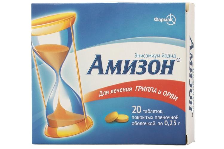 Противовирусное средство Амизон