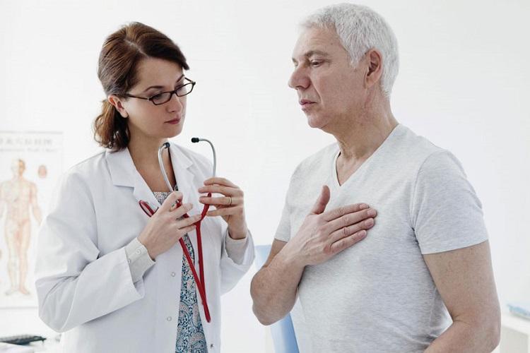 Диагностика сердечного кашля